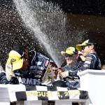 Kasey-Kahne-spray-NASCAR-Sprint-Cup-Series-Pocono-GoBowling400