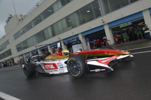 Super Formula Autopolis 2013 Naoki Yamamoto