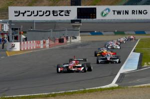 Super Formula Motegi 2012
