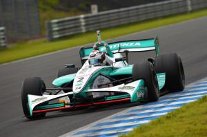 Super Formula Motegi 2013 Andre Lotterer 2