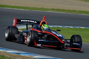 Super Formula Motegi 2013 Joao Paulo de Oliveira