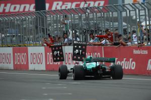 Super Formula Motegi 2013 Kazuki Nakajima 3