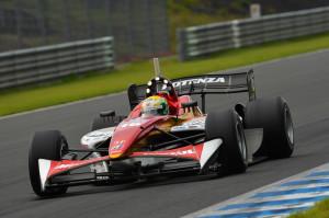 Super Formula Motegi 2013 Naoki Yamamoto