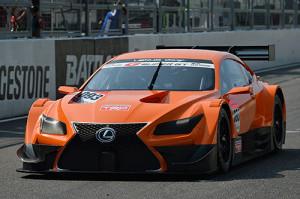 Super GT Lexus LF-CC GT500