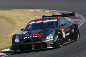 Super GT Nissan GT-R Nismo GT500