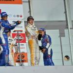 Super GT Suzuka 2013 GT300 Podium