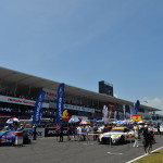 Super GT Suzuka 2013 Starting Grid 2