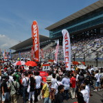 Super GT Suzuka 2013 Starting Grid 3