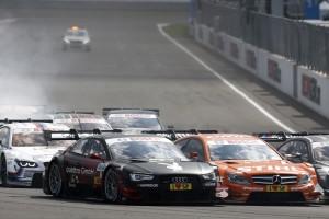 Motorsports / DTM 6. race Moskau