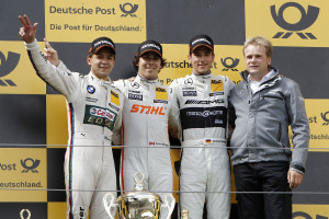 Motorsports / DTM: german touring cars championship 2013, Race at Nuerburgring