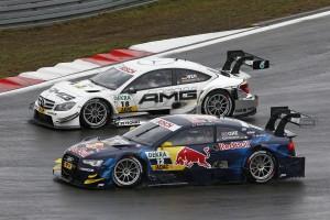 Motorsports / DTM: german touring cars championship 2013, Race at Nuerburgring