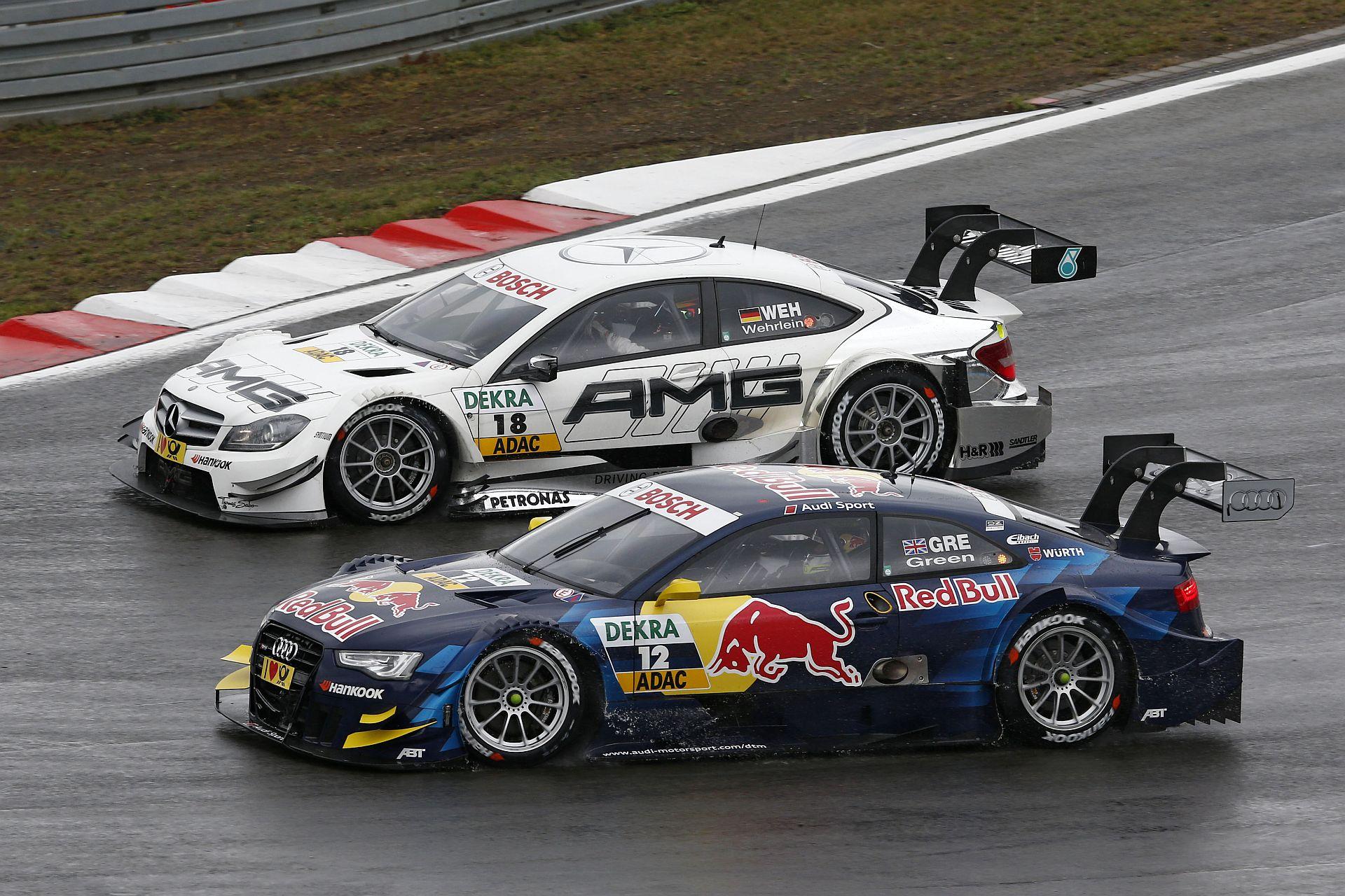 Motorsports / DTM: german touring cars championship 2013, ...