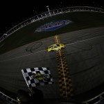 NSCS_Matt_Kenseth_Checkered_Flag_Chicago_091513
