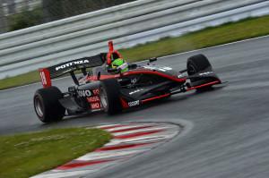Super Formula Autopolis 2013 Joao Paulo de Oliveira