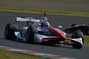 Super Formula Suzuka 2013 Takuya Izawa
