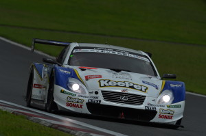 Super GT Fuji 2013 KeePer Tom's SC430