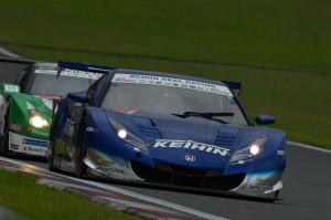 Super GT Fuji 2013 Keihin HSV-010