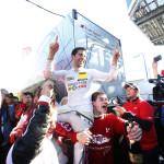 19 Mike Rockenfeller (D), Audi Sport Team Phoenix, Audi RS 5 DTM