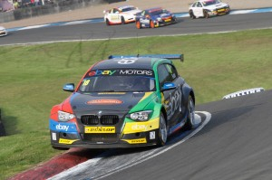 Nick Foster (GBR) eBay Motors BMW 125i M Sport