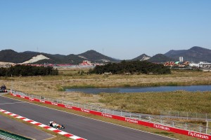 Motor Racing - Formula One World Championship - Korean Grand Prix - Qualifying Day - Yeongam, Korea