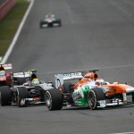 Motor Racing - Formula One World Championship - Korean Grand Prix - Race Day - Yeongam, Korea