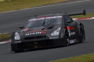 Super GT Nissan GT-R Nismo GT500 Fuji Speedway 2014 Test