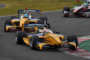 Super Formula Suzuka 2013 Andrea Caldarelli