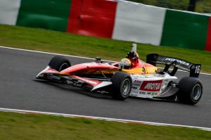 Super Formula Suzuka 2013 Naoki Yamamoto
