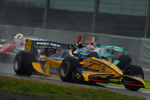 Super Formula Suzuka 2013 Ryo Hirakawa