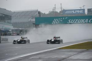 Super Formula Suzuka 2013 SF14 Demo Run