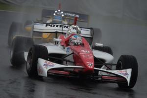 Super Formula Suzuka 2013 Takuya Izawa Ryo Hirakawa