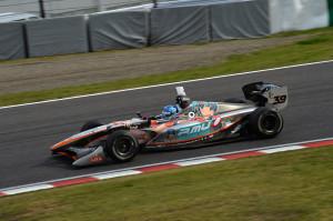 Super Formula Suzuka 2013 Yuji Kunimoto