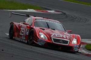 Super GT Fuji 2013 Zent Cerumo SC430