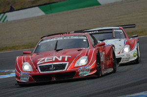 Super GT Motegi 2013 Zent Cerumo SC430