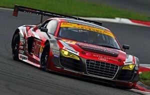Zent Audi R8 LMS ultra