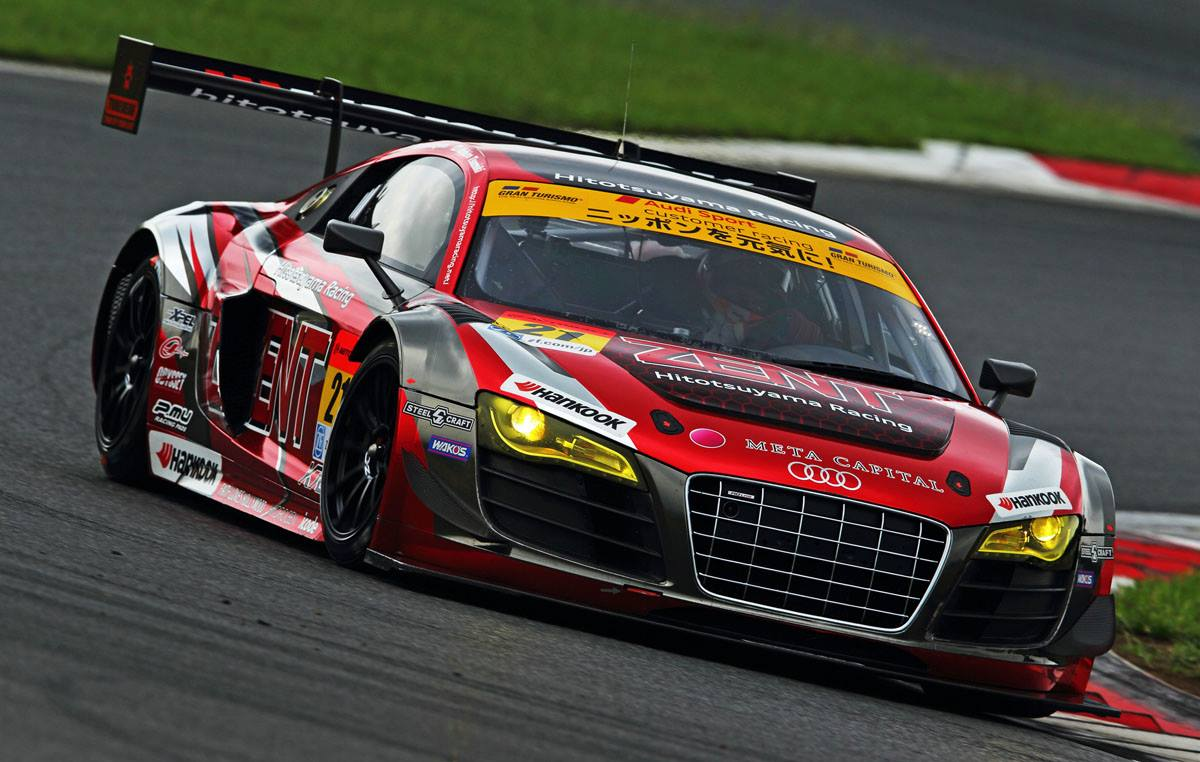 Zent Audi R8 Lms Ultra Racingblog