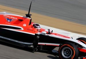 Motor Racing - Formula One Testing - Bahrain Test One - Day 1 - Sakhir, Bahrain