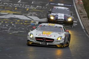 VLN Langstreckenmeisterschaft Nuerburgring 2013, ROWE DMV 250-Meilen-Rennen