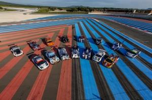 FIA WEC PrologueStatic Photoshoot - All Cars