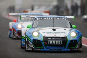 Porsche GT Masters 2014 Testfahrt