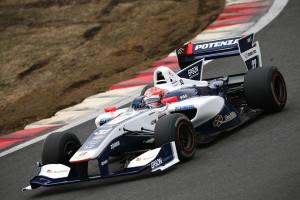 Super Formula 2014 Takashi Kogure