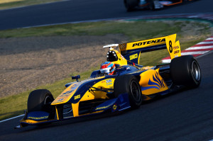 Super Formula Suzuka 2014 Loic Duval
