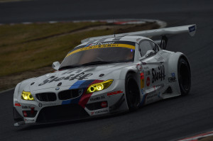 Super GT Okayama 2014 Studie BMW Z4