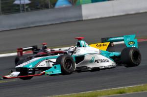 Super Formula Fuji Speedway 2014 Andre Lotterer
