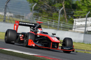 Super Formula Fuji Speedway 2014 Joao Paulo de Oliveira 2