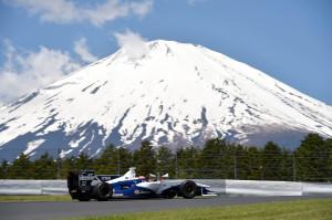 Super Formula Fuji Speedway 2014 Takashi Kogure