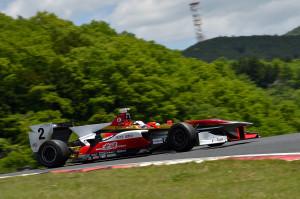 Super Formula Fuji Speedway 2014 Yuhki Nakayama