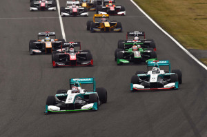 Super Formula Suzuka 2014 Start 2