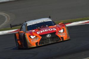 Super GT Fuji 2014 Eneos Sustina RC F