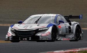 Super GT Fuji 2014 Weider Modulo NSX Concept-GT